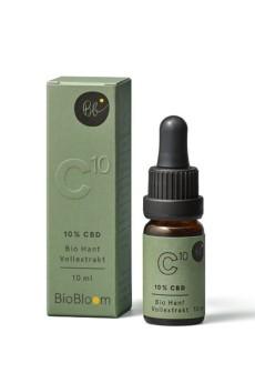 Extracto de Aroma de Cáñamo Orgánico NATURAL TEN