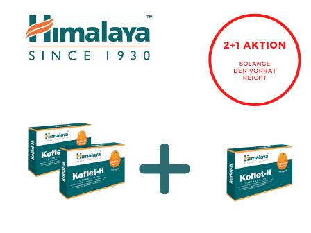 Koflet-H Pastilla Himalaya Naranja 2+1