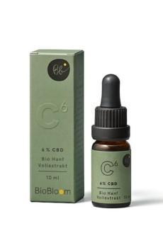 Extracto de Aroma de Cáñamo Orgánico NATURAL SIX