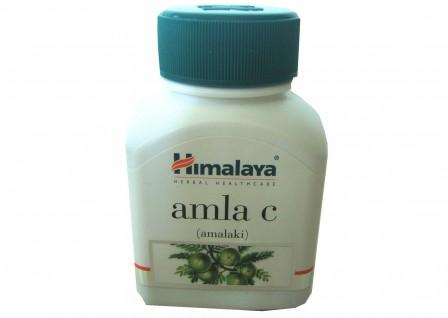 HIMALAYA Amla C - Amalaki Caps. 60 Stk