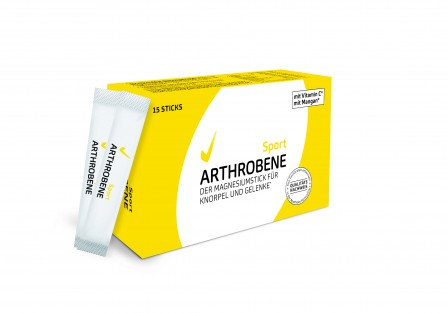 ARTHROBENE® Sport magnesium 15 Sticks