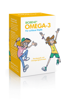BIOBENE® Omega-3 chewable tablets