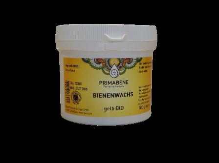 Bienenwachs gelb BIO