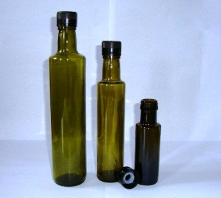 Glass bottles Dorica