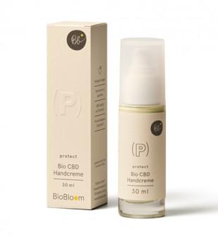 Organic Hemp Cosmetics Hand cream 30ml