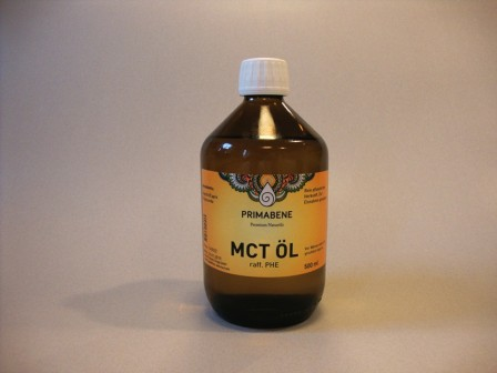 MCT oil refined 1000ml