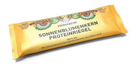 Sunflower seed protein bar Organic 35g