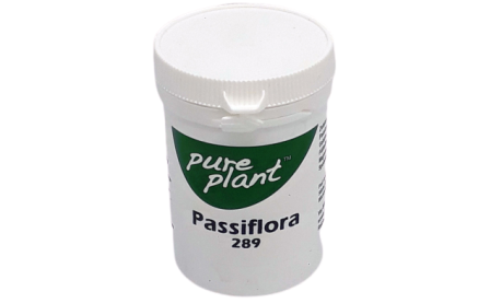 Passiflora Kps 289mg Pure Plant