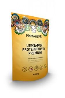 Leinsamen Proteinpulver PREMIUM BIO 200g