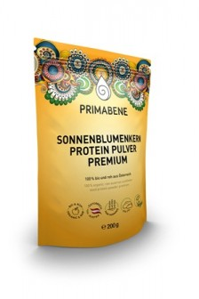 Sunflower Seed Protein Powder PREMIUM BIO 200g
