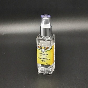 Disinfection spray 50ml