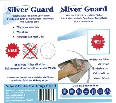 Silver Guard cloth