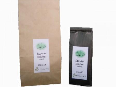 Stevia Blätter Bio 100g