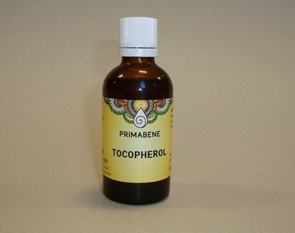 Tocopherol, concentrated naturally 100ml