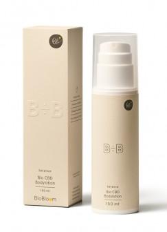 Organic Hemp Cosmetics Body lotion 150 ml