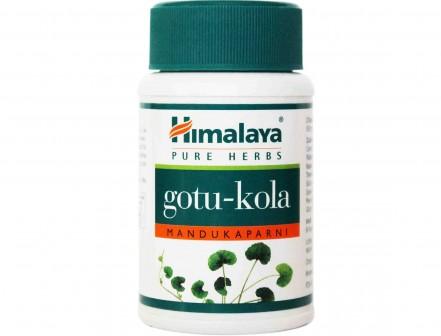 HIMALAYA Gotu Kola Caps. 60 Stk