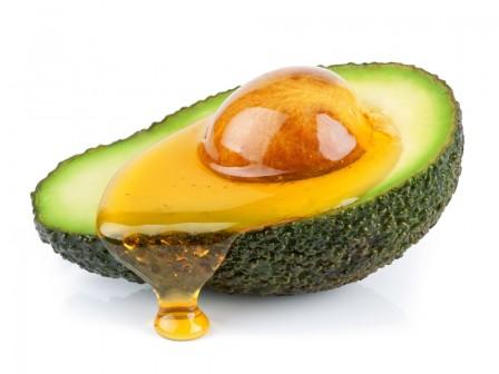 Avocado Öl raff.