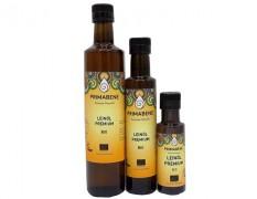 Flaxseed oil premium organic